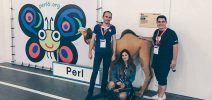 the perl conference attendees
