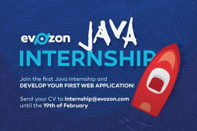 Evozon Java Internship March 2018