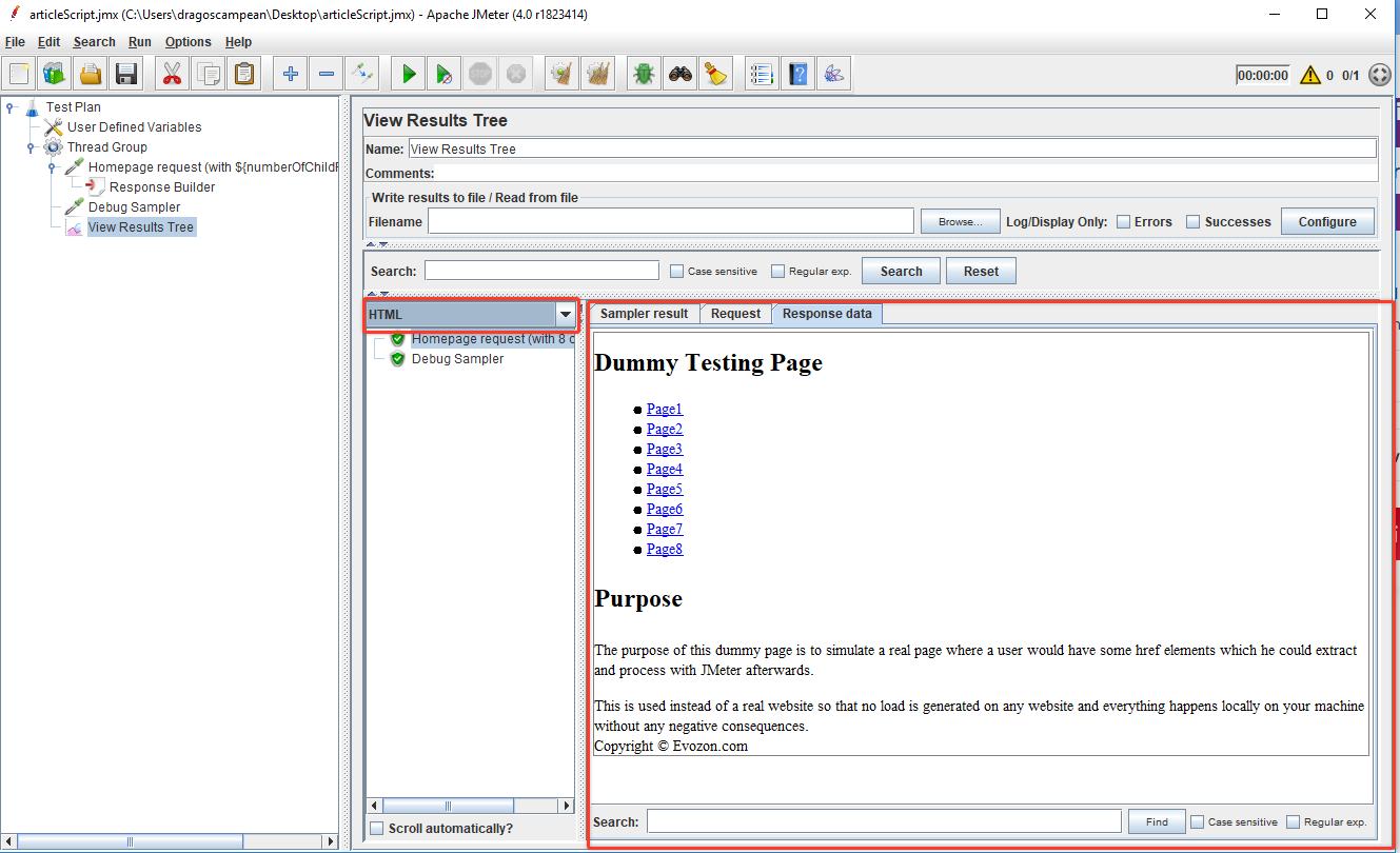 Write a ruby web crawler software