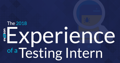 2018 testing internship experience cover