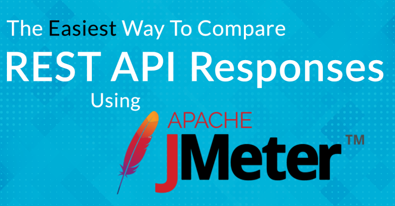 REST API responses with jMeter cover