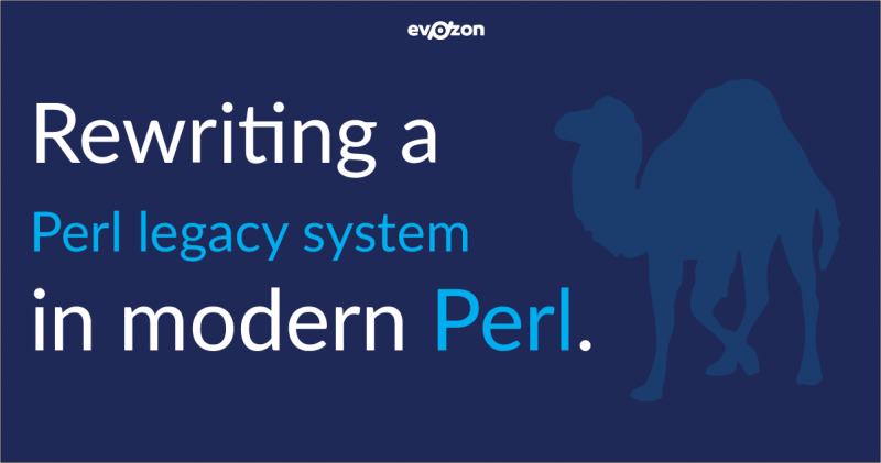 rewriting a perl legacy system in modern perl cover