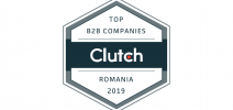 Evozon named Top Development Partner in Romania by Clutch